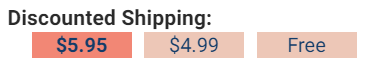 My Closet Pixie offer shipping settings